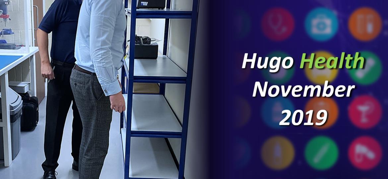 Hugo Health November 2019